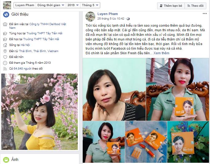 Đánh giá khách hàng-Hong-Luyen