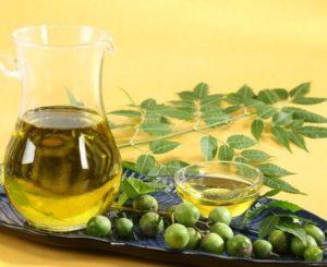 chiết xuất lá neem- gel trị mụn Decurma