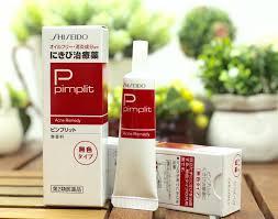 Kem trị mụn ẩn Shiseido Pimplit Nhật Bản- san pham tri mun an hieu qua