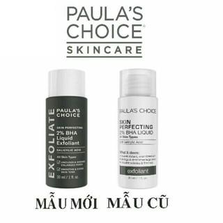 Paula's Choice skin Perfecting 2% BHA liquid- kem tri mun an hieu qua