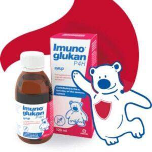 siro imunoglucan P4H tang cuong suc de khang cho be