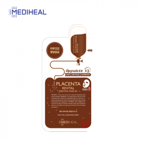 Mat na nhau thai cuu Mediheal Placenta Revital Essential Mask